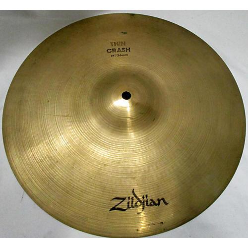 Zildjian 14in Avedis Cymbal-thumbnail