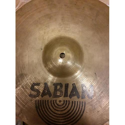 Sabian 14in B8 Hi Hat Bottom Cymbal-thumbnail