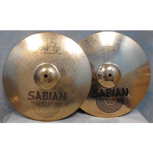 Sabian 14in B8 Pro Hi Hat Pair Cymbal-thumbnail