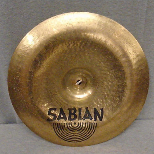 used sabian 14in b8 pro mini chinese cymbal guitar center. Black Bedroom Furniture Sets. Home Design Ideas
