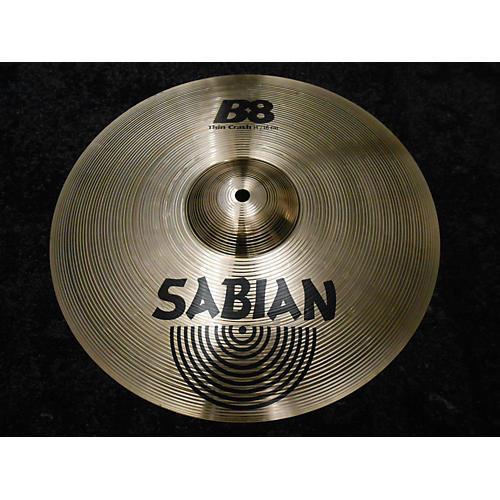 Sabian 14in B8 Thin Crash Cymbal