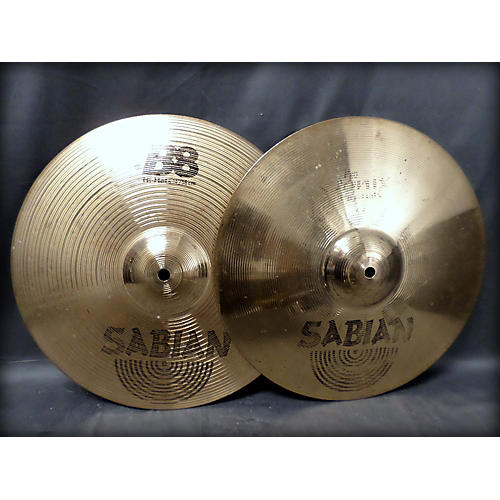 Sabian 14in B8 Top Prosonix Bottom
