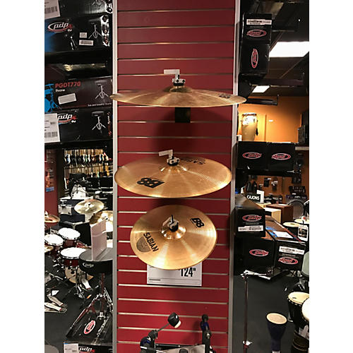 Sabian 14in B8X 3 PACK Cymbal