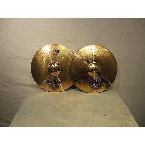 Sabian 14in B8X Hi Hat Cymbal