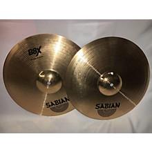 Sabian 14in B8X Hihat Pair Cymbal
