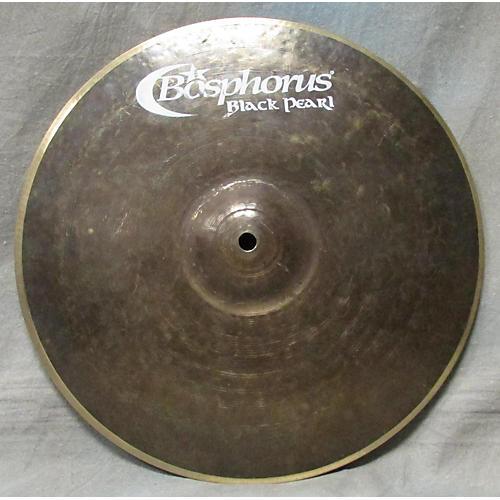 Bosphorus Cymbals 14in BLACK PEARL HIHATS Cymbal