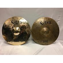 TRX 14in BRT/DRK HI HAT Cymbal