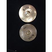 TRX 14in BRT/DRK HIHAT Cymbal