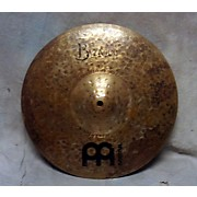 Meinl 14in Byzance Dark Hi Hat Bottom Cymbal