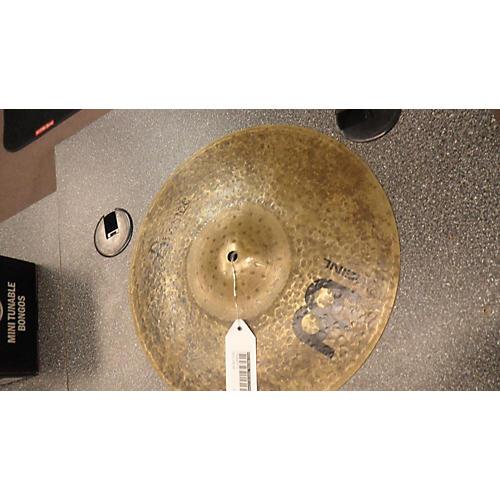 Meinl 14in Byzance Dark Hi Hat Cymbal-thumbnail