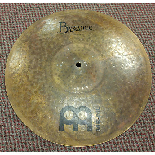 Meinl 14in Byzance Dark Hi Hat Pair Cymbal