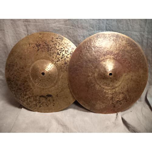 Meinl 14in Byzance Dark Hi Hat Top Cymbal-thumbnail