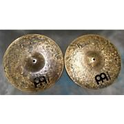 Meinl 14in Byzance Dark Hihat Pair Cymbal