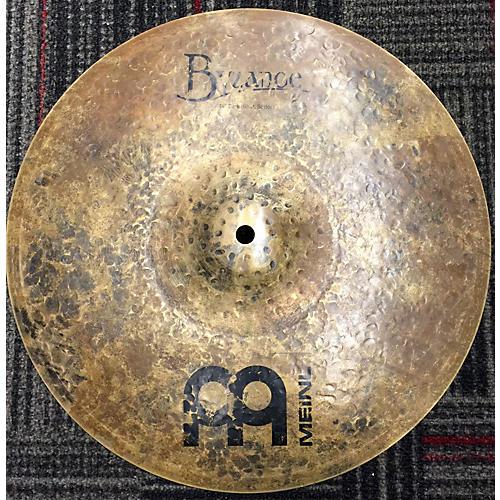 Meinl 14in Byzance EX Dry Medium Hi Hat Bottom Cymbal