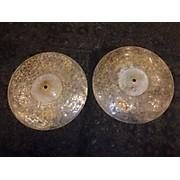 14in Byzance EX Dry Medium Hi Hat Pair Cymbal