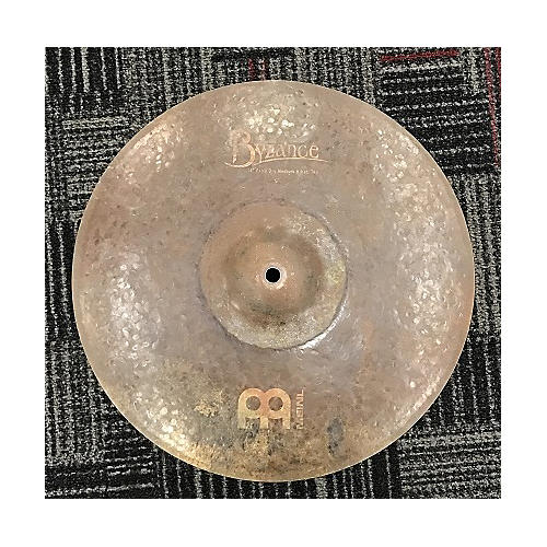 Meinl 14in Byzance EX Dry Medium Hi Hat Top Cymbal