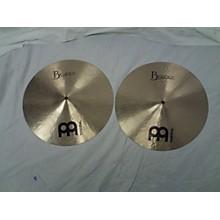 Meinl 14in Byzance HEAVY HIHAT PAIR Cymbal