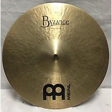 Meinl 14in Byzance Medium Hi Hat Bottom Cymbal