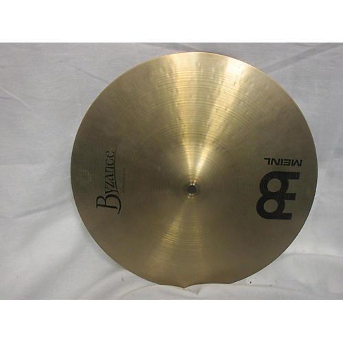 Meinl 14in Byzance Traditional Heavy Hi Hat Top Cymbal