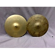 14in Byzance Vintage Sand Hi Hat Pair Cymbal