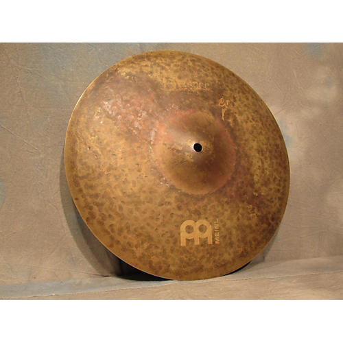 Meinl 14in Byzance Vintage Sand Hi Hat Top Cymbal-thumbnail