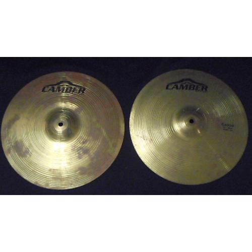 Camber 14in C-4000 Hi Hat Pair Cymbal