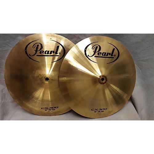 Pearl 14in CX 300 Cymbal