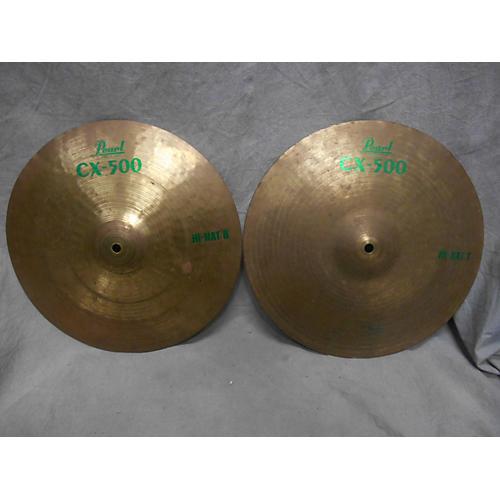 Pearl 14in CX-500 Hi Hat Cymbal-thumbnail