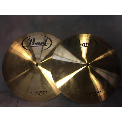 Pearl 14in CX300 Cymbal-thumbnail