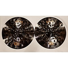 Meinl 14in Classic Custom Dark High Hat Pair Cymbal