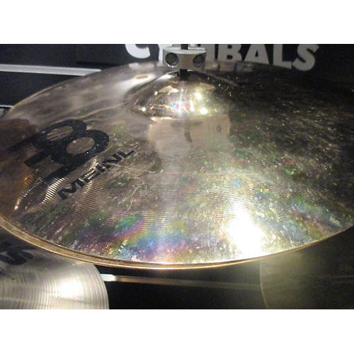 Meinl 14in Classic Custom Medium Hi Hat Pair Cymbal-thumbnail