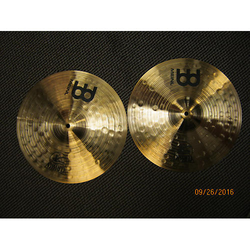 Meinl 14in Classic Custom Medium Hi Hat Pair Cymbal  33