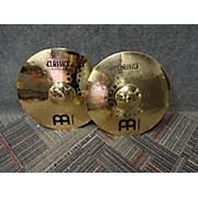14in Classic Custom Medium Hi Hat Pair Cymbal