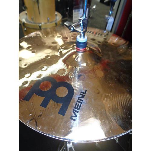 Meinl 14in Classic Custom Medium Hi Hat Pair Cymbal-thumbnail