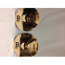 Meinl 14in Classic Custom Medium Hi Hat Pair Cymbal