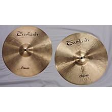 Turkish 14in Classic Cymbal