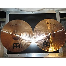 Meinl 14in Classics Hi Hat Cymbal