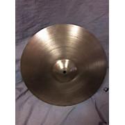 Agazarian 14in Crash Cymbal