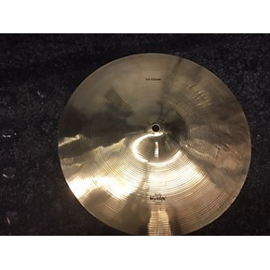 Pre-owned Wuhan 14 inch Crash Cymbal by Wuhan