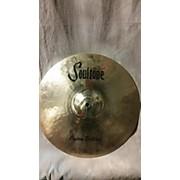 Soultone 14in Custom Brilliant Hi-Hat Top Cymbal