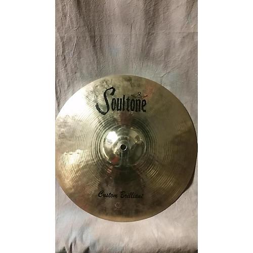 Soultone 14in Custom Brilliant Hi-Hat Top Cymbal-thumbnail