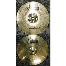 Soultone 14in Custom Brilliant Hi Hats Cymbal