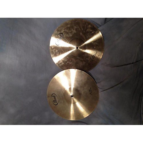Pearl 14in Cx Hi Hat Pair Cymbal-thumbnail