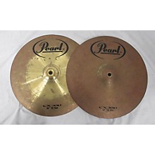 Pearl 14in Cx300 Hats Cymbal