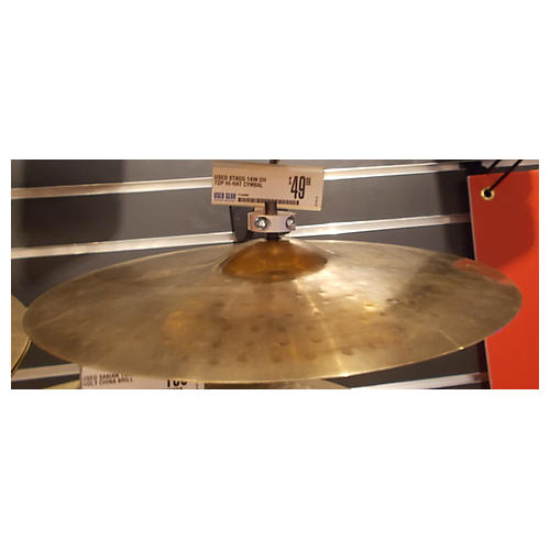 Stagg 14in DH Bottom Hi-Hat Cymbal-thumbnail