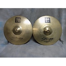 Stagg 14in DH Brilliant Bite Hi-hat Cymbal