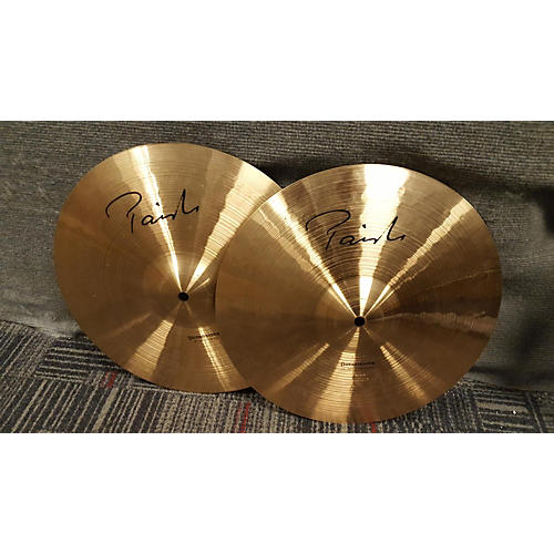 used paiste 14in dimensions light pair cymbal guitar center. Black Bedroom Furniture Sets. Home Design Ideas