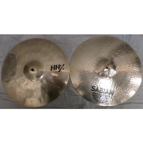 Sabian 14in EVOLUTION HI HATS Cymbal