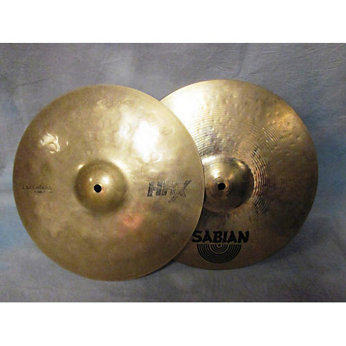 Sabian 14in Evolution Hi Hat Pair Cymbal