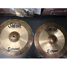 Soultone 14in Extreme Hi Hat Pair Cymbal